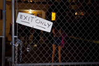 IMG_2711 - Exit Only
