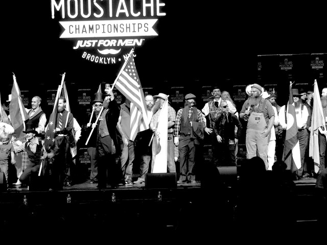 2015 National Beard and Moustache Championships