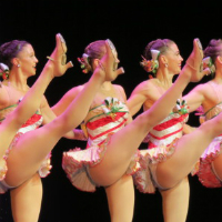 Thumbnail image for Let's Go See the Rockettes, Shall We?