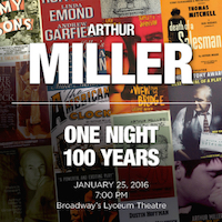 Thumbnail image for Stars Turn Out to Celebrate Arthur Miller