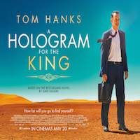 Thumbnail image for A Hologram for the King – Tribeca Film Festival – Review – C
